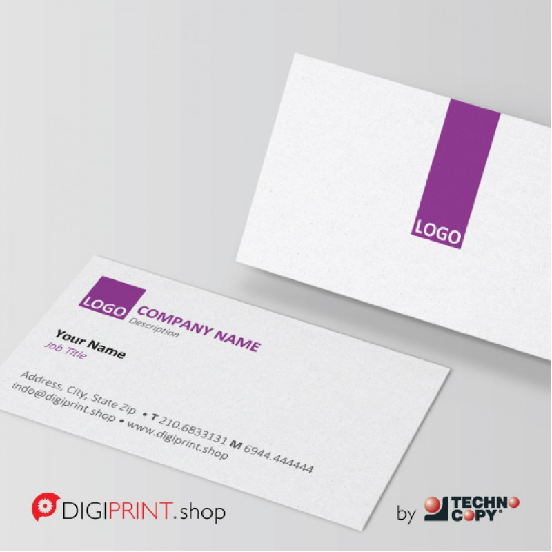Left align business card basic left align business card colourmoves